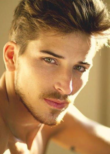 男士脸盘较大适合什么发型 大长脸男生发型