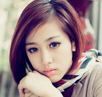 显气质适合小脸女孩的短发发型有哪些 适合小脸的短发发型图片