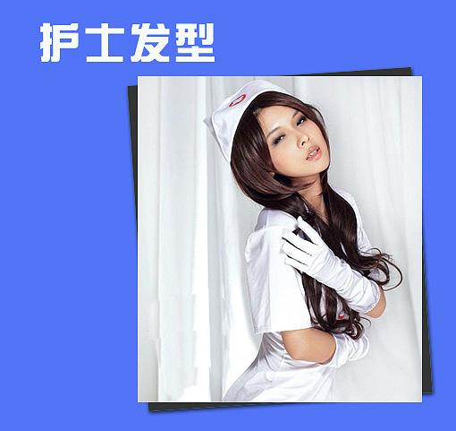 白衣天使来啦 最美护士发型欣赏