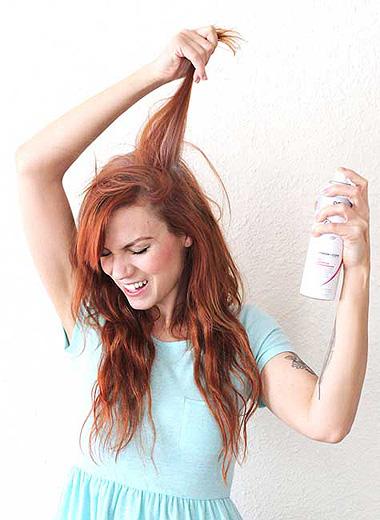 """不洗头也可以让头发""""焕然一新""""的5个小妙招"""