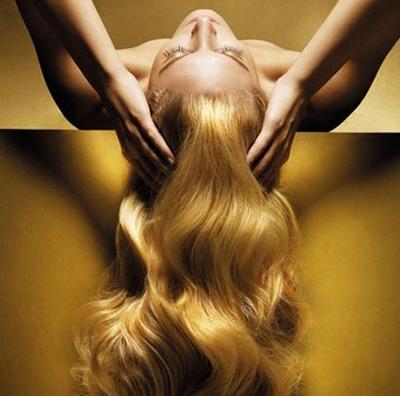 按摩头发头皮的8个方法 让秀发更强韧健康