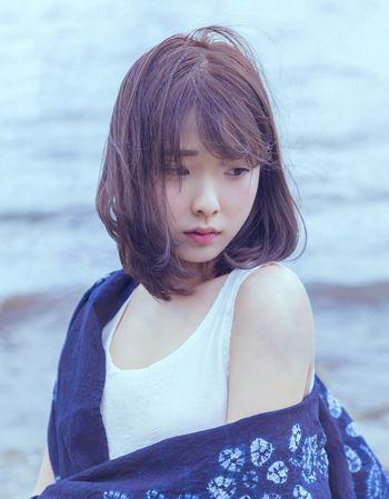 2016年冬季流行有刘海还是没刘海 可爱女生适合没刘海吗
