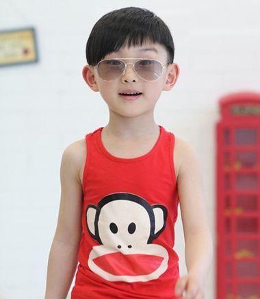小男孩头发短适合剪什么发型 小男孩的短发型图片