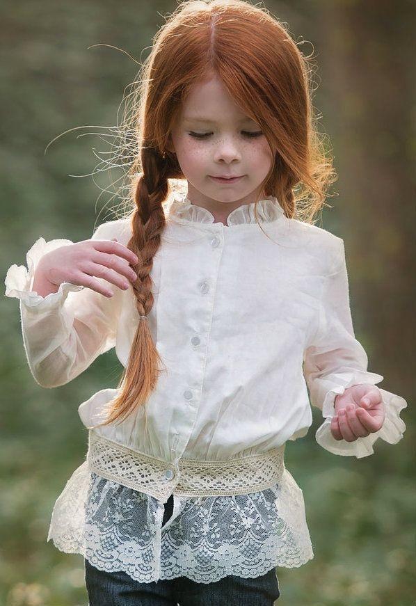 适合小女孩扎的几款简单可爱的发型 打造最美小甜心
