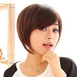 适合方脸的波波头 好看的方脸波波头发型
